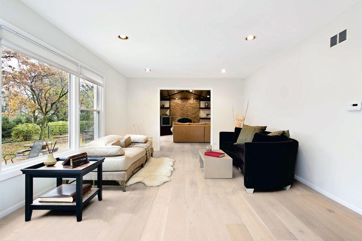тканевые потолки в гостиной