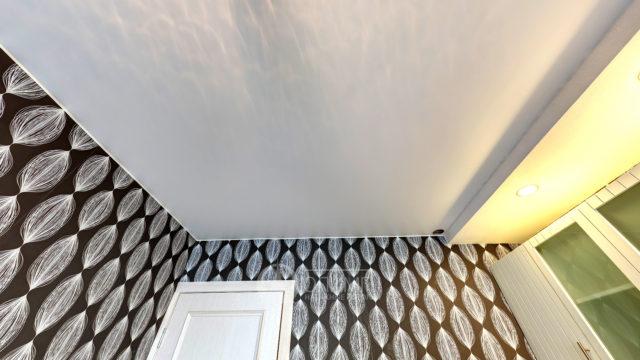 натяжной тканевый потолок