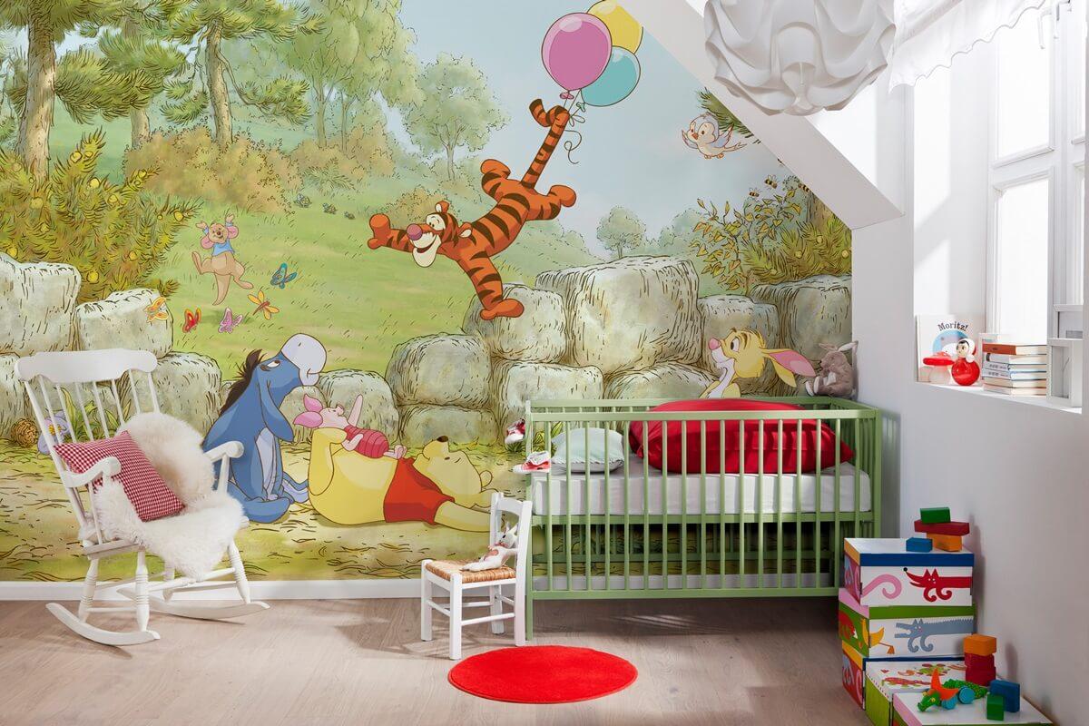 Фотообои-в-детской-комнате