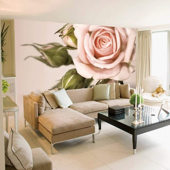 изображение розы для фотопечати